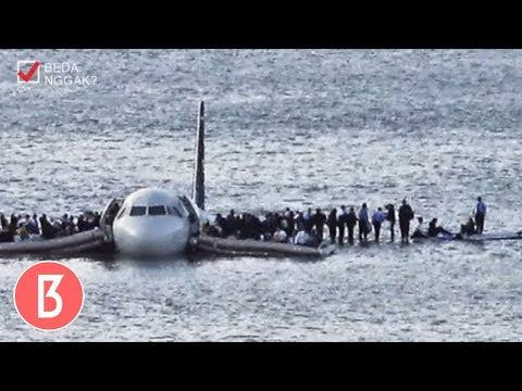Pilotnya Top Banget! 5 Pendaratan Darurat Paling Dramatis Di Dunia