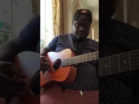 Guitar Sangoma AKA Sylent Nqo - Tuku (Cover) 2017