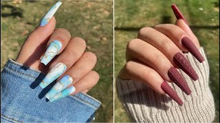 Stunning Nail Art Ideas for Your Big Night | The Best Nail Art Designs Compilation