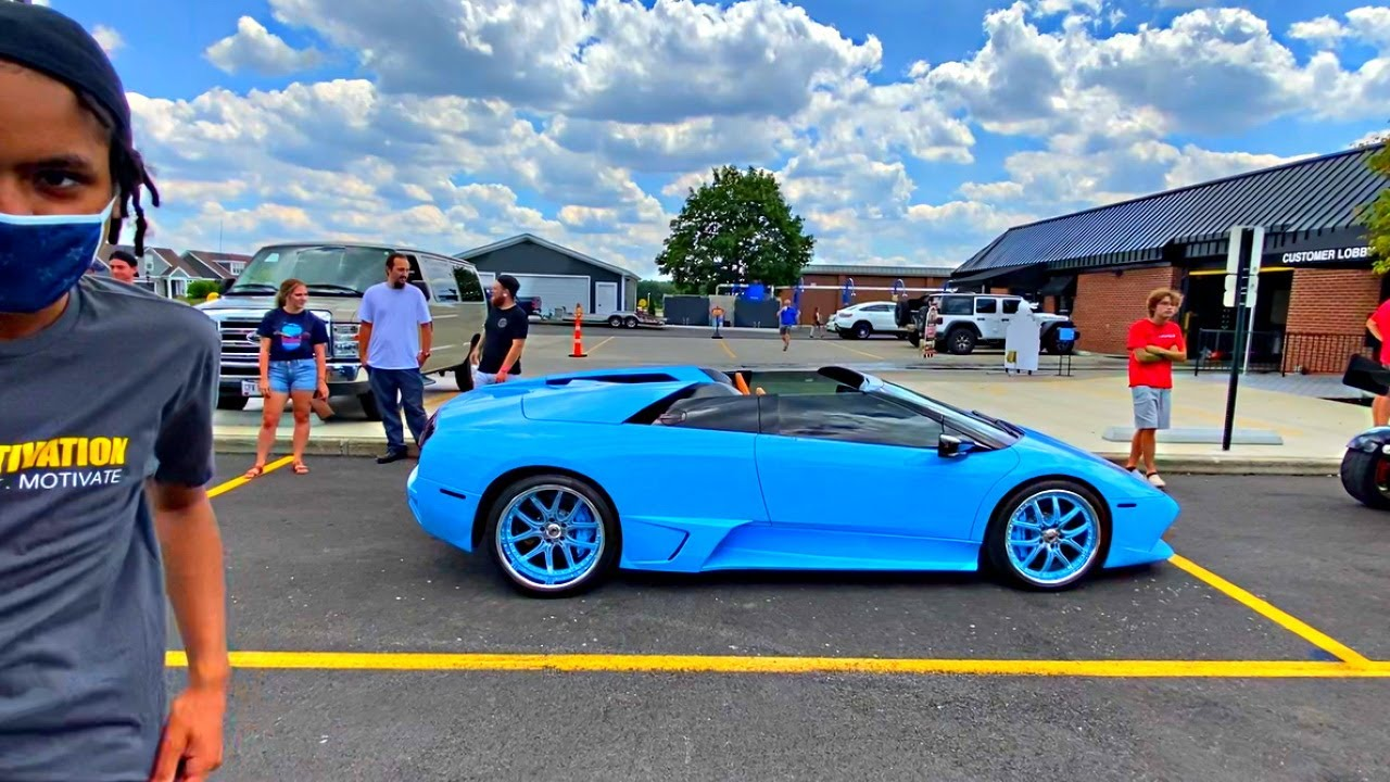 I FOUND THE SICKEST LAMBORGHINI MURCIELAGO ON YOUTUBE!!!
