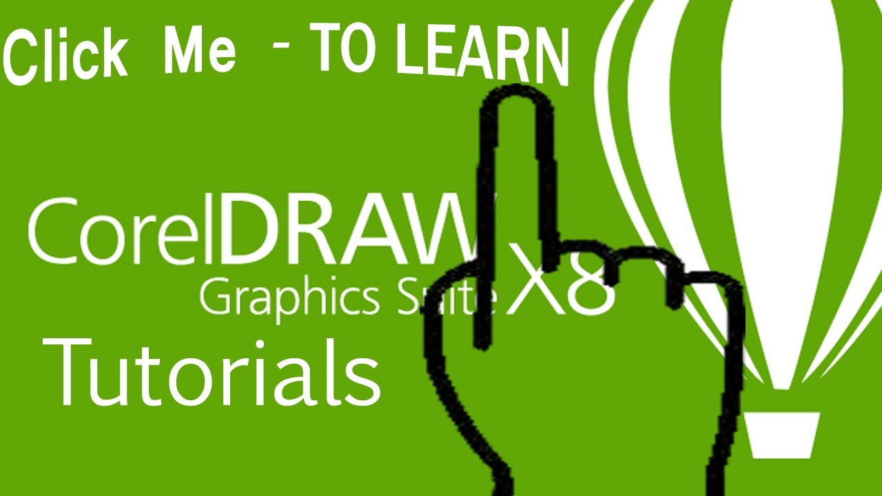 CorelDraw x8 - Eraser Tool Tutorial | Graphics Suite 2017 Tutorials