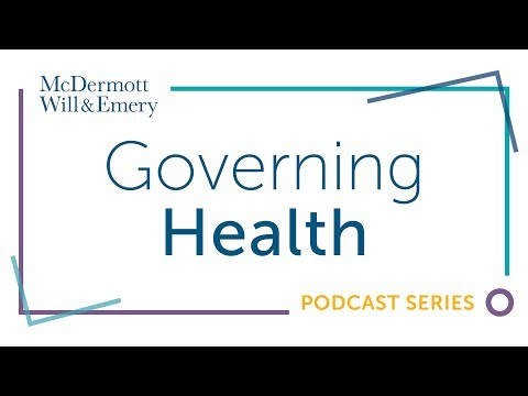Governing Health Podcast Series: Executive Compensation Trends Update