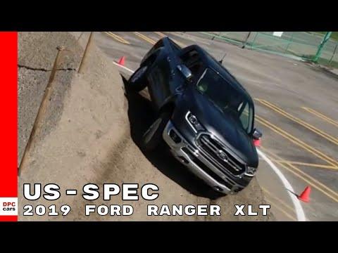 2019 Ford Ranger XLT FX4 & Sport 4x4 Truck