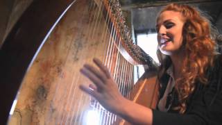 Lisa Canny - 'You Need Me, I Don't Need You' Ed Sheeran Cover on Harp