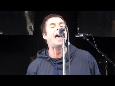 Liam Gallagher - Wall Of Glass [Live at Les Ardentes, Liege - 09-07-2017]