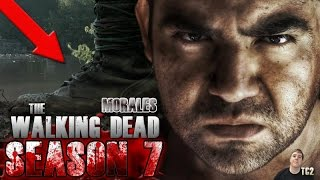 The Walking Dead Season 7 Second Half – The Man with the Boots is Morales?