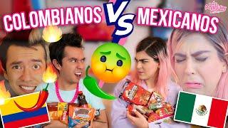 ¿QUÉ DULCES SON MEJORES?   COLOMBIANOS VS MEXICANOS   AMI ROODRÍGUEZ