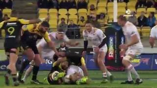 #AnotherAngle: Hurricanes v Chiefs 2017 Video