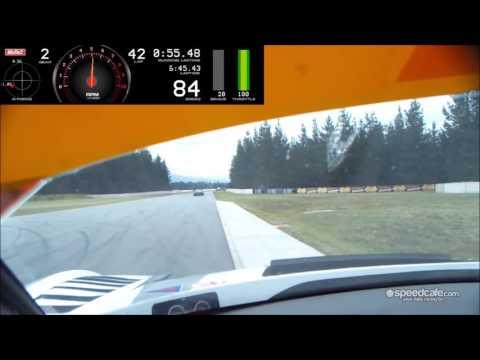 Highlands Park Australian GT onboard - Chris Mies
