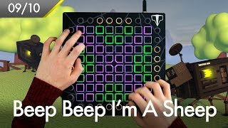 Beep Beep I'm A Sheep (The Living Tombstone Remix) // Launchpad Project by CKSL