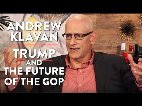 Andrew Klavan on Donald Trump and the Conservative Movement (Part 1)