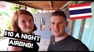 Bangkok to Koh Lanta - cheap AirBnB for couples?
