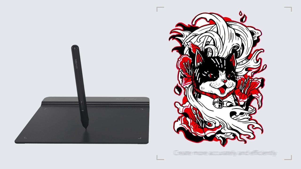 Graphic Art Drawing Pad