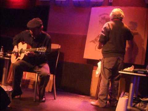 """SMILING JACK & DAVID GWYNN / Bogui Jazz, 12 Dic. 2012, """"Mano a Mano"""""""