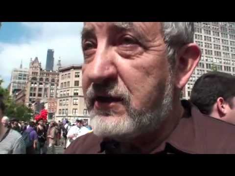 2 Former Soviet Citizens Agree On USA, USSR, Israel, Anti-Semitism, Occupy Wall Street, Socialism