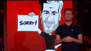 Martijn zegt Sorry: Afspraken maken - RTL LATE NIGHT MET TWAN HUYS