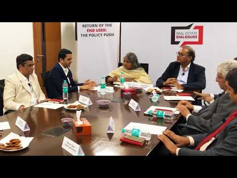 Panel discussion at Magicbricks on one year post RERA