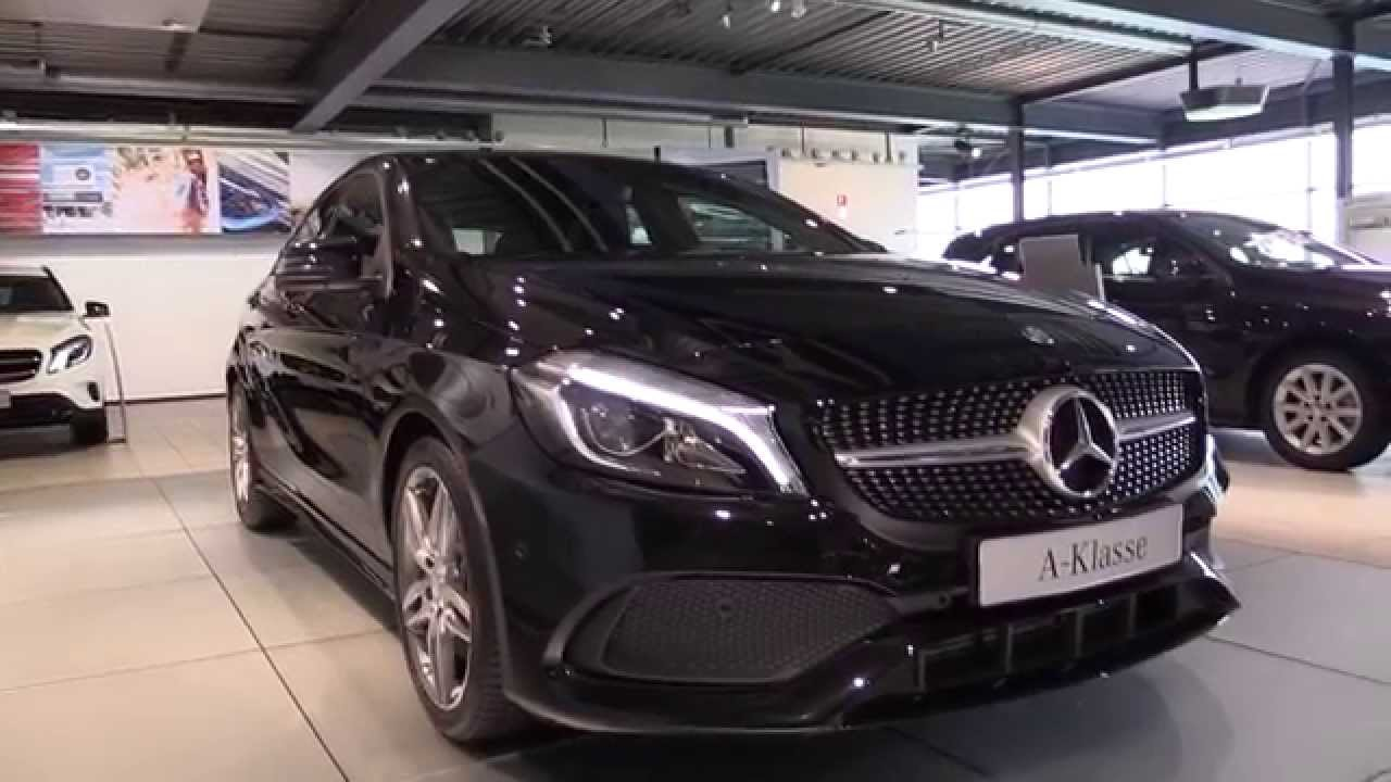 mercedes benz a class amg 2017 in depth review interior exterior youtube. Black Bedroom Furniture Sets. Home Design Ideas