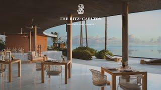The Ritz-Carlton Maldives, Fari Islands [Dining]