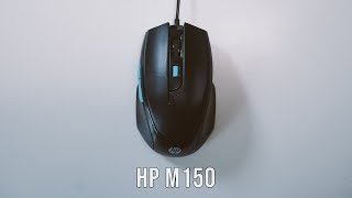 HP M150 Review | Budget Gaming Mouse