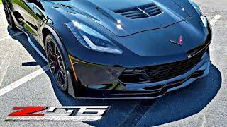 C7 Corvette Z06 Review (3LZ w/Z07) | Should you wait for the ZR1?