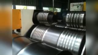 Как делают металлические бочки 200 л.
