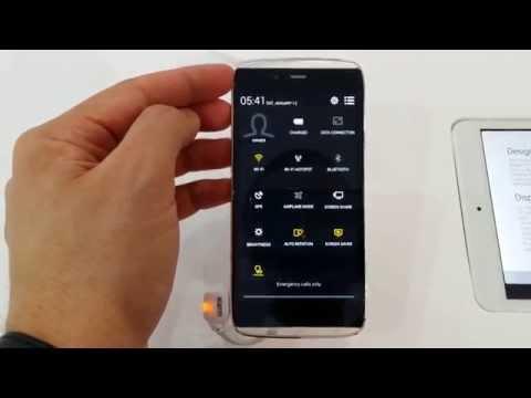 Alcatel One Touch Idol Alpha