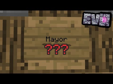 Who Is the Evo Mayor?! - Minecraft Evo #34