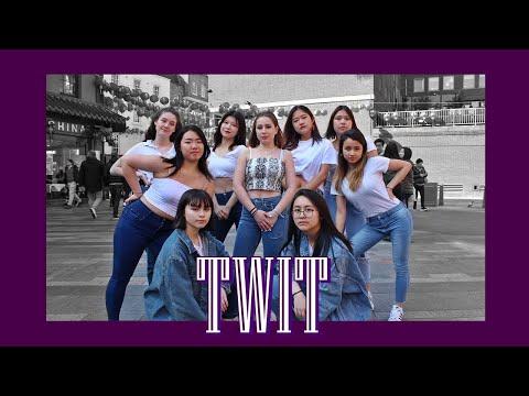 [AZIZA] K-POP IN PUBLIC LONDON   HWASA (화사) - TWIT (멍청이) Dance Cover