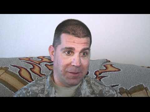 US Armed Forces YMCA In Lawton Oklahoma - KSWO Reporter Scott Miller