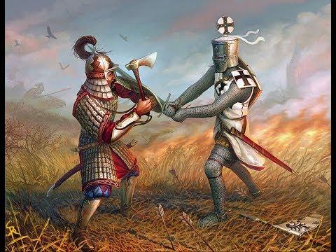 """M&B Warband Мод Русь XIII век Путь воина.""""Пленные, кому пленных, дёшево!"""" #69"""