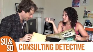 Sherlock Holmes: Consulting Detective - Shut Up & Sit Down Review