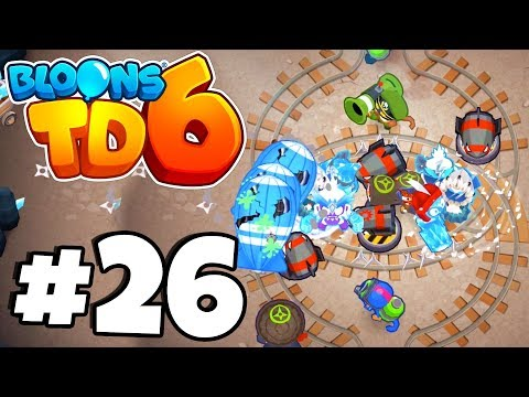 Repeat *NEW* Druid Monkey DESTROYS Balloons! - Bloons Tower Defense