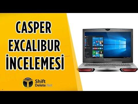 Casper Excalibur Incelemesi