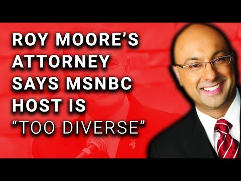 Roy Moore's Attorney Thinks Muslim Host Knows About Child Rape Due to Ethnicity