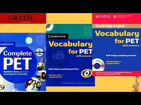 PET INTERNATIONAL EXAM, LEARNING VOCABULARY STRATEGIES BY G/ JAVIER BURGOS