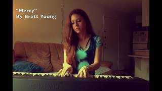 Mercy by Brett Young | Piano Cover
