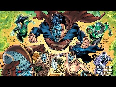 《天蝕》正義聯盟vs自殺小隊_Justice League vs Suicide Squad P.5