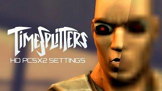TimeSplitters 2 PC HD Comparison | PCSX2 GSDX10 Settings