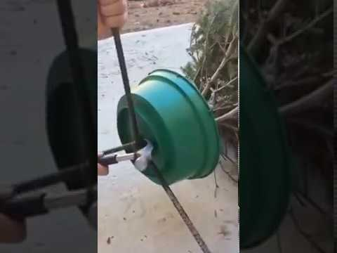 How to remove a spiked rebar Christmas tree stand (from Pike ...