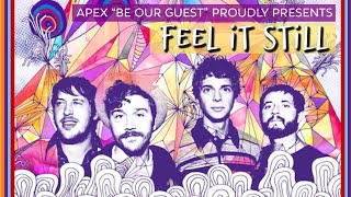 FEEL IT STILL (SATB) Portugal. The Man Arr: Mac Huff, Cover by APEX Team