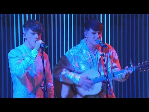 Sean and Conor Price perform 'Be Like You' | The Ray D'Arcy Show | RTÉ One