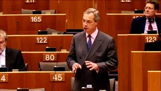Rewarding Turkey for helping ISIS - Nigel Farage