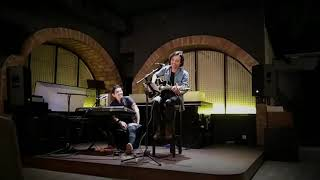 Here There And Everywhere - The Beatles ( Live Cover by Felix & David )