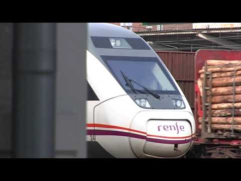 Un tren unirá O Barco con Ourense 22 10 20