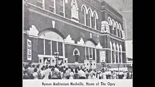 Grand Ole Opry Show No.  48b (1964)
