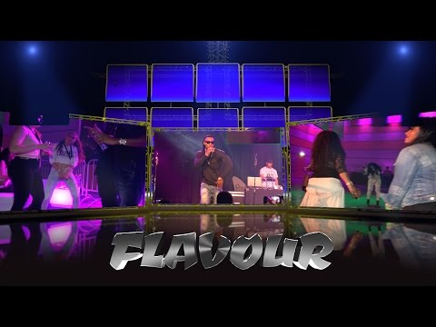 Flavour N`abania, Live in Zurich 2016 - pt 2