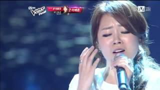 """보이스코리아 시즌2 - [Mnet 보이스코리아2 Ep.15] 이예준 - """"보이지 않는 사랑"""""""