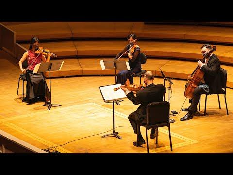 CSO Virtual Recital: Lincoln String Quartet