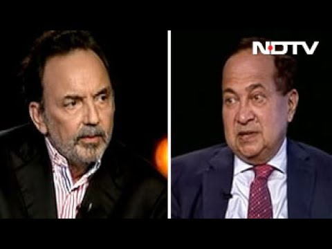 Understanding Political Corruption: Prannoy Roy Talks To N Ram
